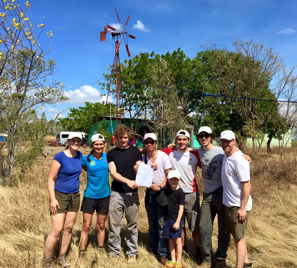 "Nicaragua ""Winds of Change"" Project Culminates"