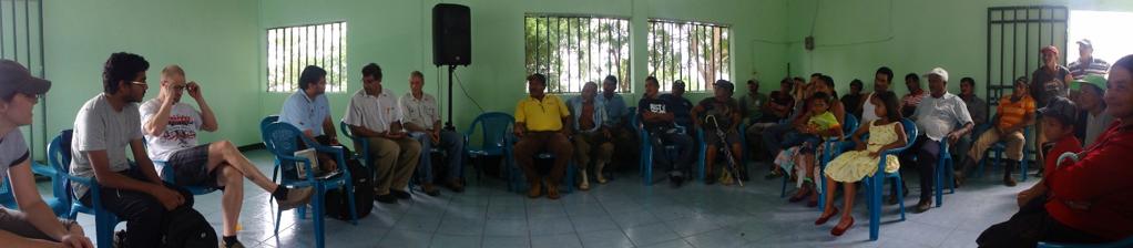 NicaraguaCommunityMeeting